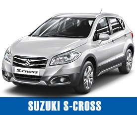 Paket Kredit Suzuki S Cross