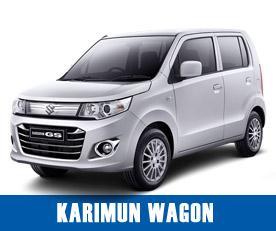 karimun wagon