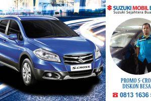 Paket Kredit Suzuki S Cross Bekasi – Cicilan murah