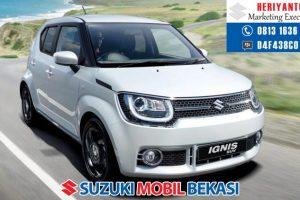 Suzuki Ignis Dp ringan | Bekasi | Cibubur