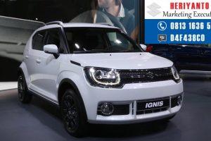 Promo Suzuki Ignis Bekasi – Harga kredit Ignis Dp murah