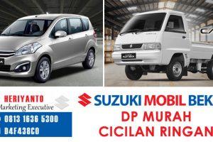 Promo Suzuki Mobil Cikarang | Ertiga & Carry pick Up